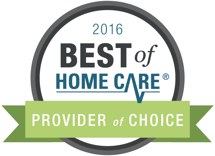 2016 BOHC Provider of Choice